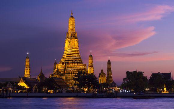 Tailandia y Camboya le esperan