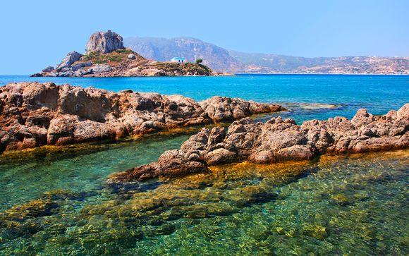 El Mar Egeo le espera