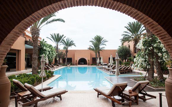 Marruecos Agadir – Hotel Tikida Golf Palace 5* desde 183,00 ? Agadir Marruecos en Voyage Prive por 183.00 EUR€