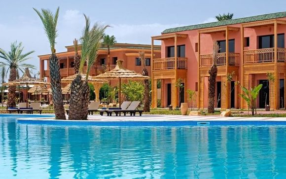 Marruecos Marrakech Hotel Aqua Fun Marrakech 5* All Inclusive desde 103,00 €