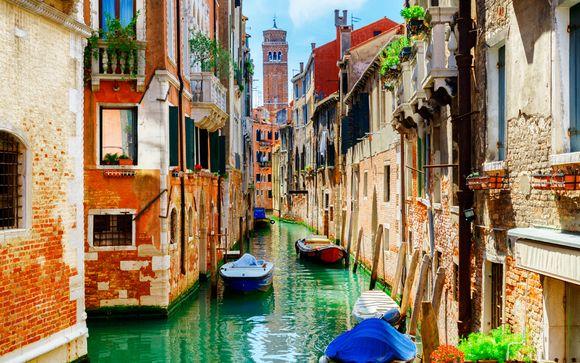 Italia Venecia - Hotel Villa Mabapa 4* desde 75,00 ? con Voyage Prive en Venecia Italia