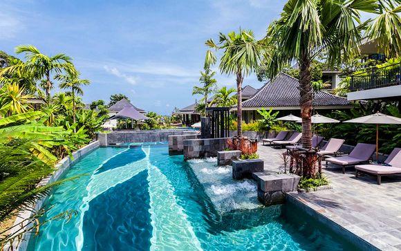 Tailandia Phuket - Mandarava Resort and Spa 5* desde 939,00 ? con Voyage Prive en Phuket Tailandia