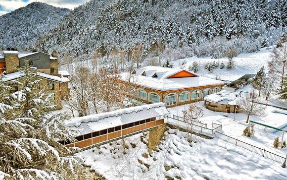 Andorra Arinsal – Hotel Sant Gothard 4* desde 88,00 ? Arinsal Andorra en Voyage Prive por 88.00 EUR€