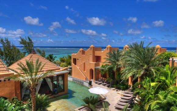 Mauricio Belle Mare – La Palmeraie Resort &amp Spa 4* desde 1.629,00 ? Belle Mare Mauricio en Voyage Prive por 1629.00 EUR€
