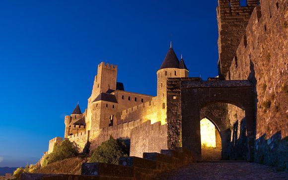 Francia Carcasona – Hotel du Soleil Le Terminus 4* desde 35,00 ? Carcasona Francia en Voyage Prive por 35.00 EUR€