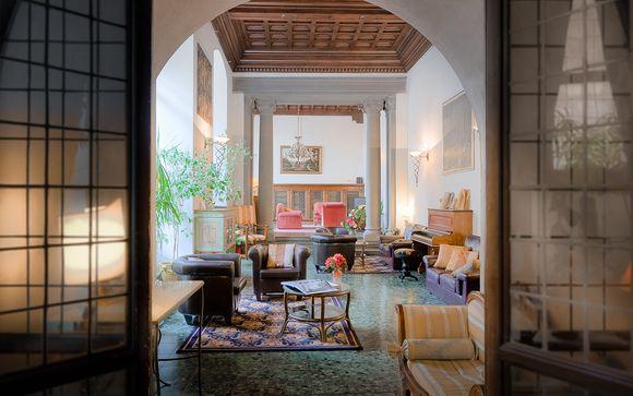 Italia Florencia – Hotel Torre Guelfa Palazzo Acciaiuoli desde 99,00 ? Florencia Italia en Voyage Prive por 99.00 EUR€