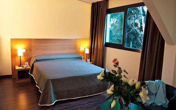 Tu hotel Balneario 4*