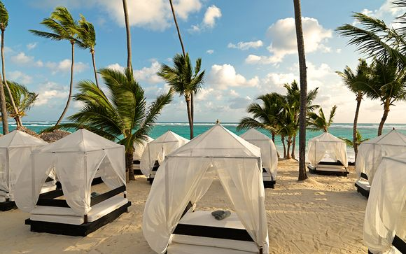República Dominicana Punta Cana  Ocean Blue Sand 5* desde 1.049,00 €