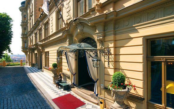 República Checa Praga Le Palais Art Hotel Prague 5* desde 94,00 €