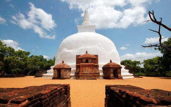 Mini Tour de 6 días/5 noches por Sri Lanka