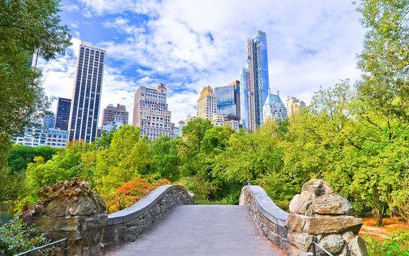 Estados Unidos Nueva York - Hilton Garden Inn Central Park South 4* desde 216,00 €