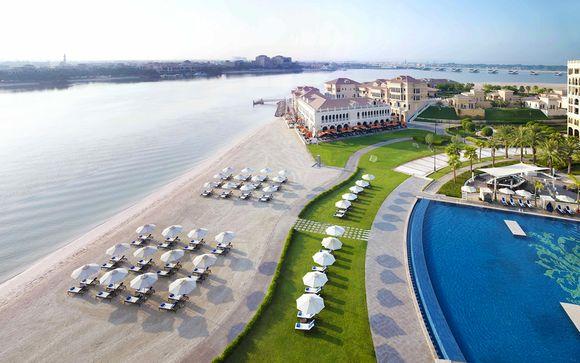 Emiratos Árabes Unidos Abu Dhabi  The Ritz-Carlton Abu Dhabi, Grand Canal 5* desde 782,00 €
