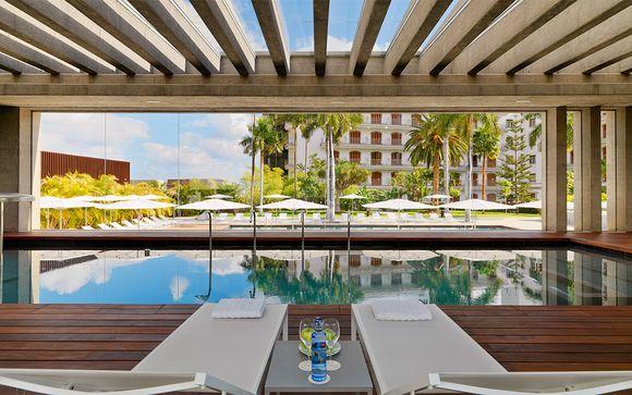 Santa Cruz de Tenerife Iberostar Grand Hotel Mencey 5*