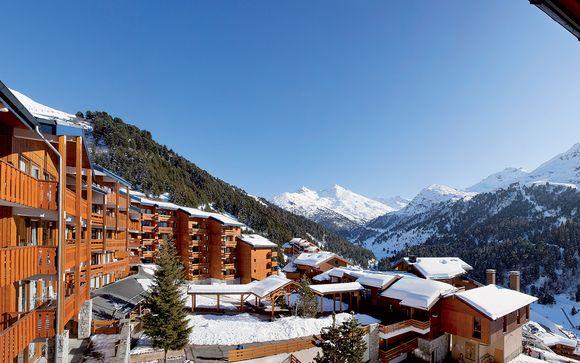 Pierre & Vacances Residence Premium Les Crets