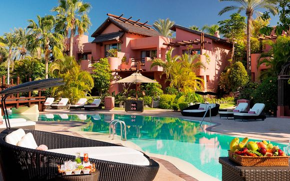 Tenerife Guia de Isora The Ritz Carlton Abama 5*