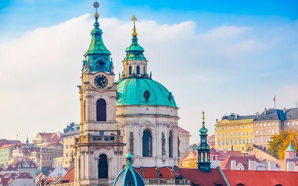 República Checa Praga Hotel Golden Key 4* desde 107,00 €