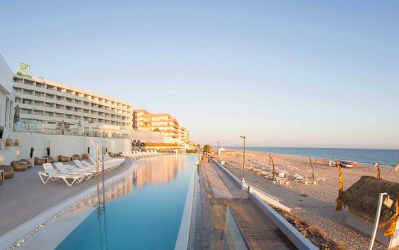 Matalascañas On Hotels Oceanfront 4*Solo Adultos