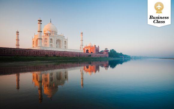 India Delhi Triángulo Dorado con Mandawa y Varanasi desde 2.565,00 €