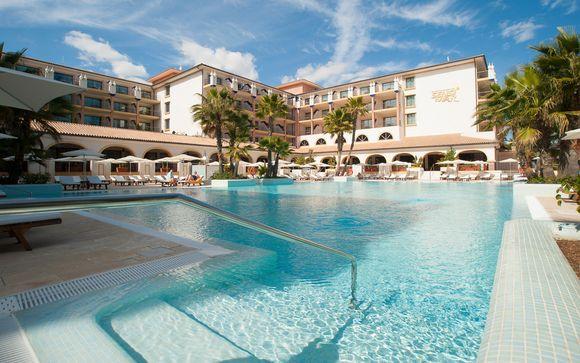Huelva: Sensimar Isla Cristina Palace Spa 5* - Solo adultos