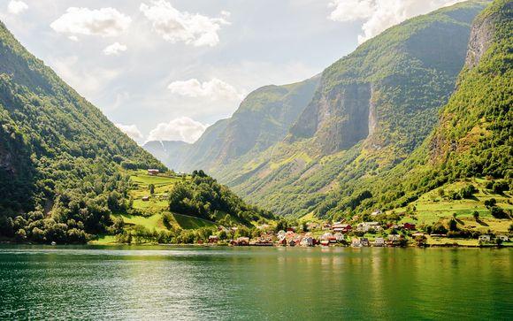 Noruega Stavanger Fiordos al completo con 1 noche en Oslo desde 1.395,00 €
