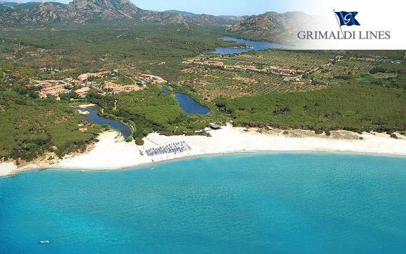 Italia Orosei  I Giardini di Cala Ginepro Hotel Resort 4* desde 132,00 €