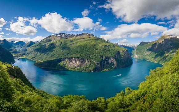 Noruega Aalesund Majestuosos Fiordos Noruegos desde 1.095,00 €
