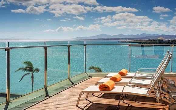 Lanzarote Arrecife Gran Hotel Spa 5*