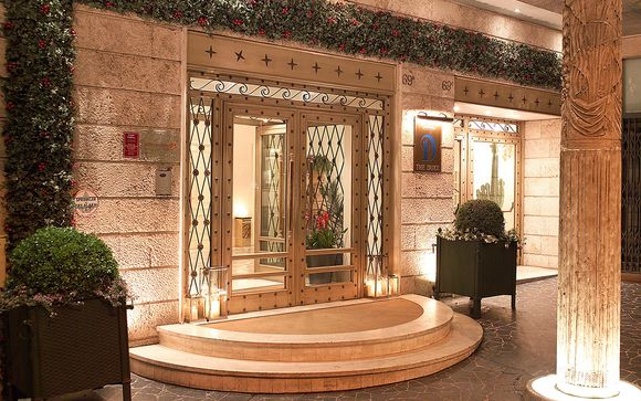 Italia Roma  The Duke Hotel 4* desde 80,00 €