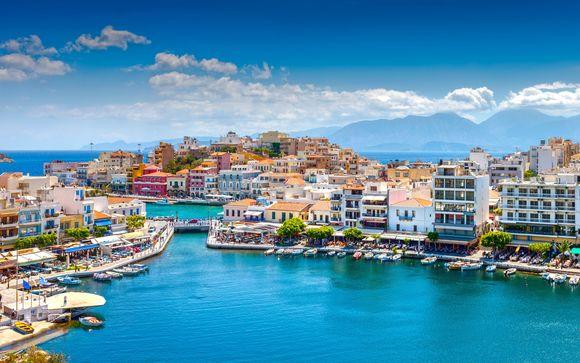 Grecia Heraklion  Descubriendo Creta en Fly  Drive desde 650,00 €