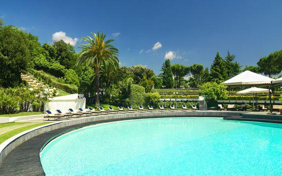 Italia Roma  Sheraton Roma Hotel 4*  Conference Center desde 90,00 €