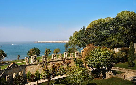 España Vigo - Pazo Los Escudos Spa & Beach 5* y opción con barco a Islas Cíes desde 134,00 €