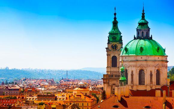 República Checa Praga - Hotel Pure White 4* desde 53,00 €