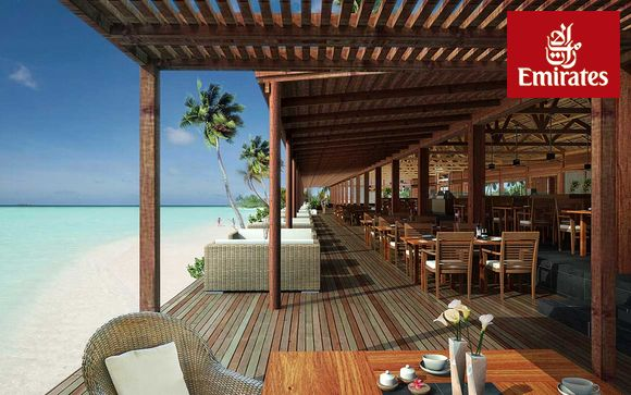 Maldivas Hanimaadhoo - The Barefoot Eco Hotel 4* desde 1.328,00 €