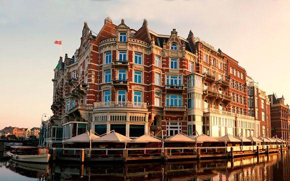 Países Bajos Ámsterdam - Hotel De L'Europe 5* desde 364,00 €