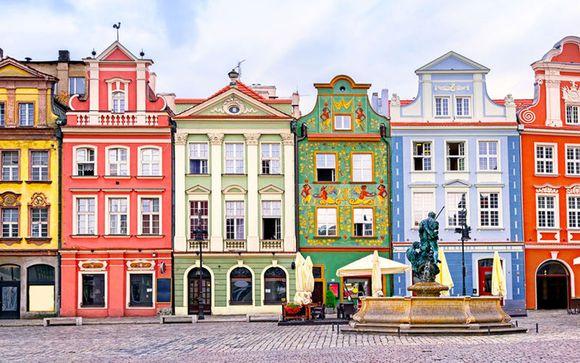 Polonia Cracovia - Tesoros de Polonia desde 995,00 €