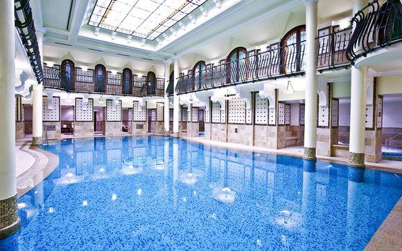 Hungría Budapest - Corinthia Hotel Budapest 5* desde 64,00 €