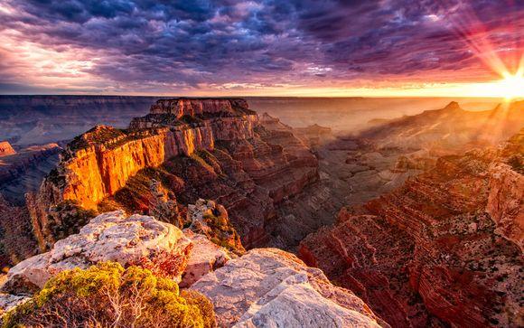 Maravillas del Oeste Americano
