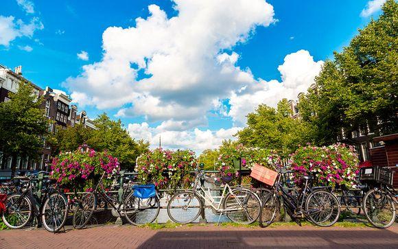 Países Bajos Ámsterdam - NH Amsterdam Zuid 4* desde 100,00 €