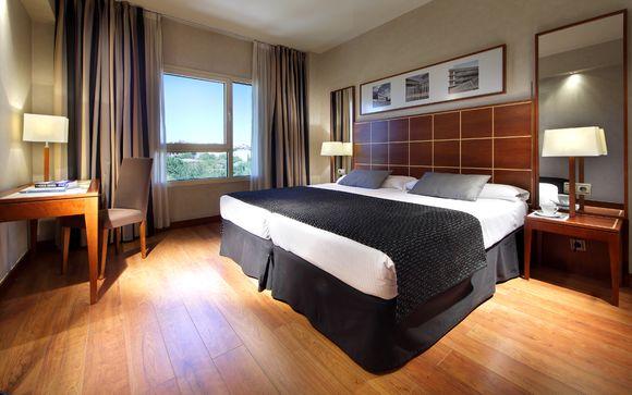 Hotel Eurostars Gran Madrid 4*