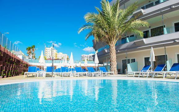 SuiteHotel Playa del Inglés 4*