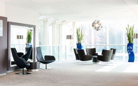 Reino Unido Londres - Hotel Novotel London West 4* desde 124,00 €