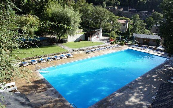 Hotel Spa Termes Carlemany 4*