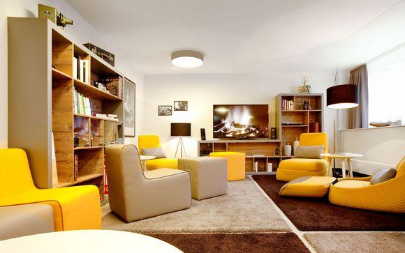 Hotel arcona Living München 4*