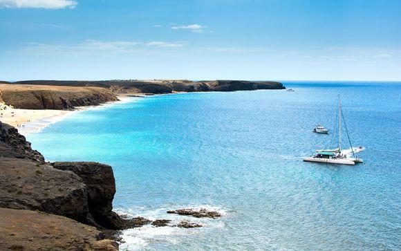 Lanzarote: Costa Teguise - Hotel Blue Sea Costa Bastian 4*