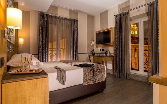 Italia Roma - Hotel Royal Court 4* desde 50,00 €