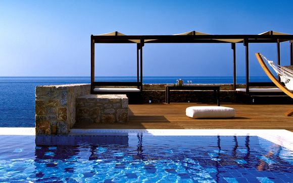 Grecia Milatos - Radisson Blu Beach Resort 5* desde 345,00 €