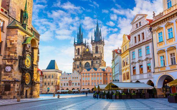 República Checa Praga - Occidental Praha Wilson 5* desde 69,00 €