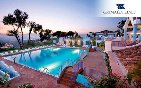 Italia Arbatax - Arbatax Park Resort - Borgo Cala Moresca 4* desde 150,00 €