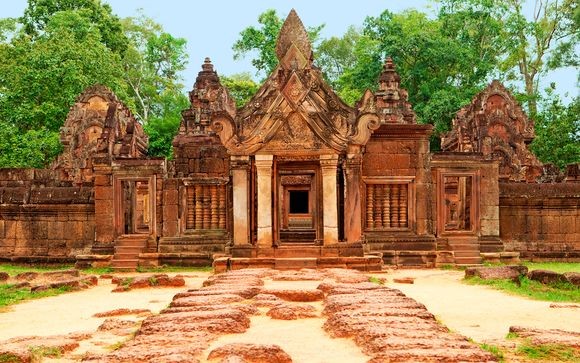 Camboya Siem Reap - Vietnam esencial y Templos de Angkor desde 2.091,00 €
