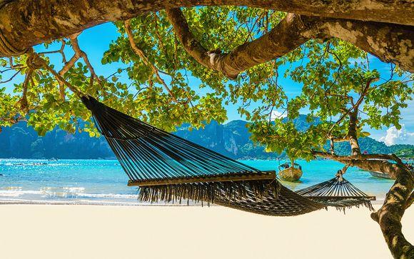 Escápate al paraíso del descanso